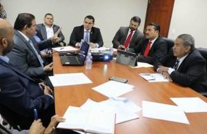 Comision reforma Codigo Penal