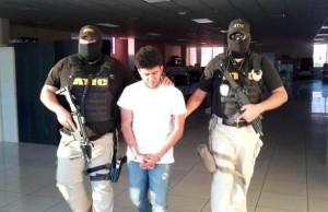 Detencion septimo Berta Caceres