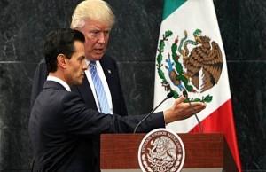 Enrique Pena Nieto y Trump
