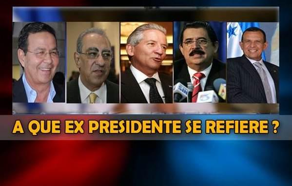 Expresidentes carceles