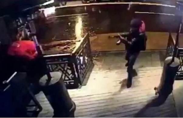 Masacre Estambul