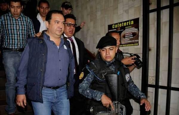 Prision preventiva Guatemala