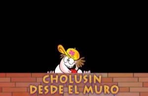 Cholusin jocoso