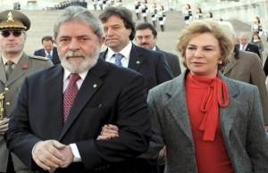 Muere esposa de Lula