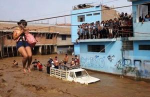 Lluvias Peru