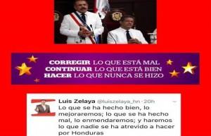 Luis Zelaya plagio tweet