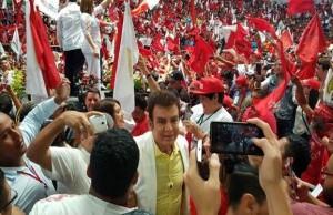 Salvador Nasralla Alianza