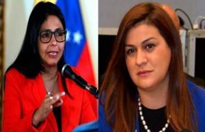 Cancilleres Honduras y Venezuela