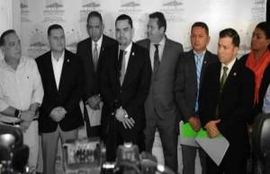 Diputados de Libre en comisiones CN