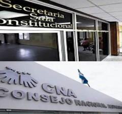 Sala Constitucional vs CNA