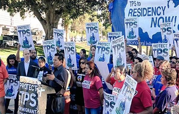 TPS Honduras