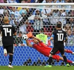 Penal Messi