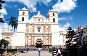Arquidiocesis Tegucigalpa