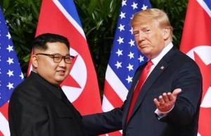 Trump y Un