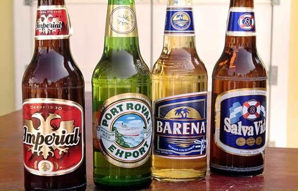 Cervezas Honduras