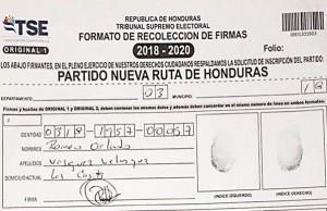 Firma Romeo Vasquez