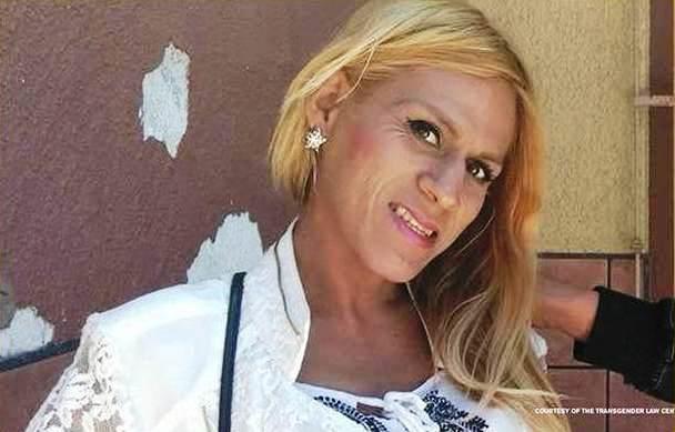 Hondurena transgenero