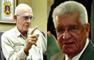 Ramon Lobo y Wilfredo Cerrato
