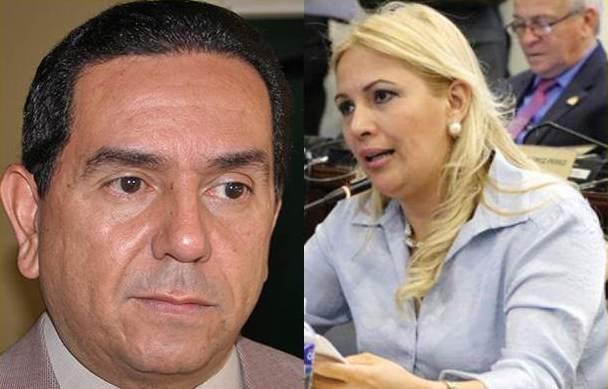 Antonio Rivera y Sara Medina