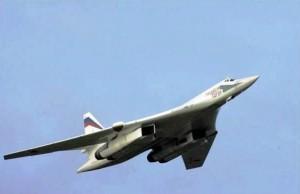 Bombardero Rusia