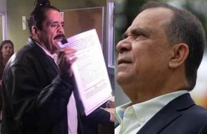 Carlos Zelaya y David Romero
