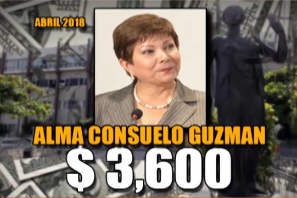 Alma Guzman Abril 2018