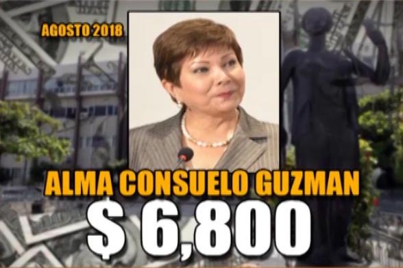 Alma Guzman Agosto 2018