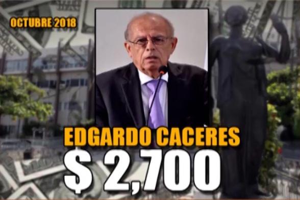 Edgardo Rodriguez Octubre 2018