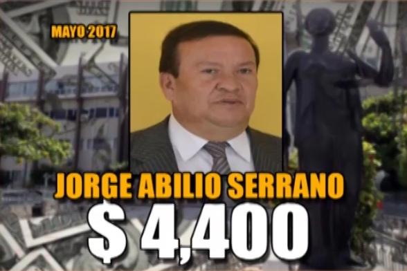 Jorge Serrano Mayo 2017