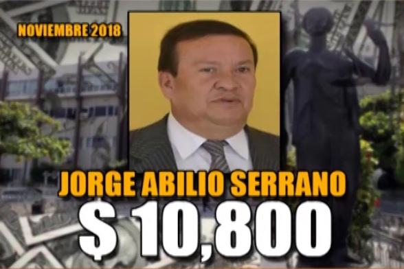 Jorge Serrano Noviembre 2018