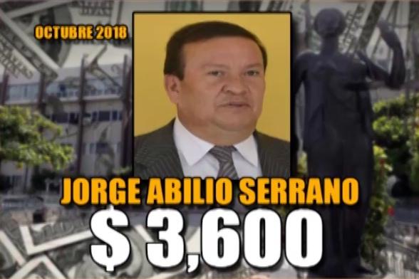 Jorge Serrano Octubre 2018