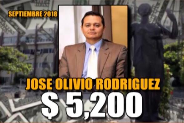 Jose Rodriguez Septiembre 2018