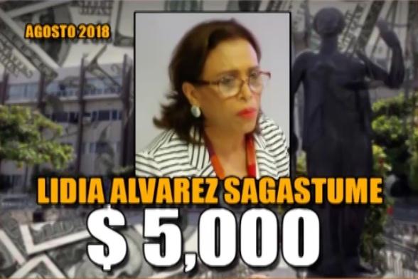 Lidia Alvarez Agosto 2018
