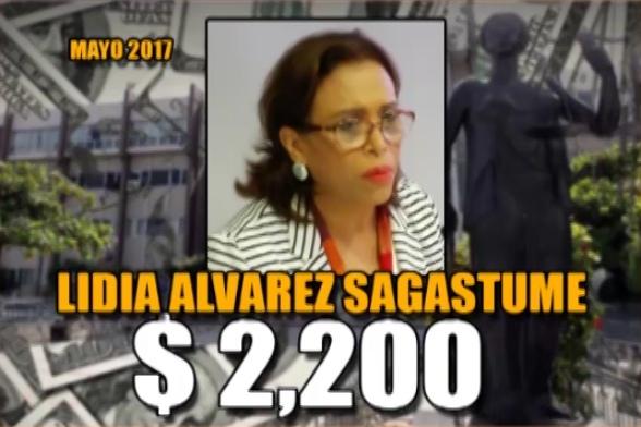 Lidia Alvarez Mayo 2017
