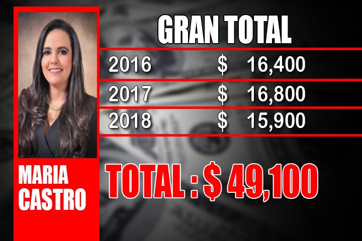MARIA FERNANDA CASTRO GRAN TOTAL
