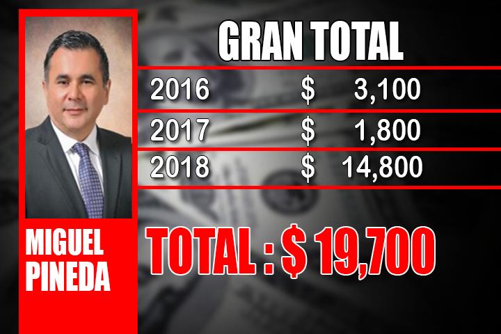 MIGUEL PINEDA GRAN TOTAL