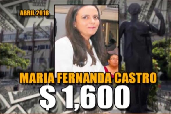 Maria Castro Abril 2016