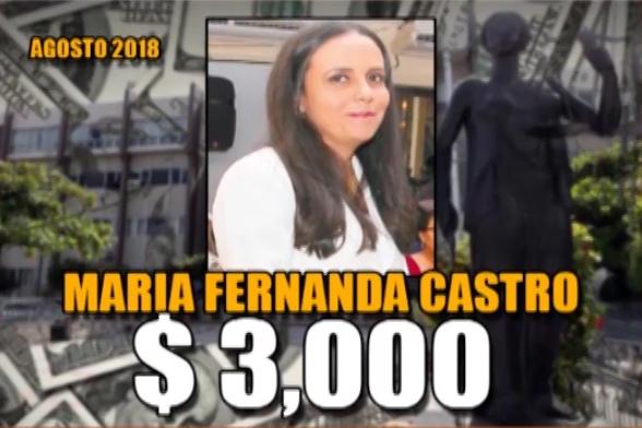 Maria Castro Agosto 2018