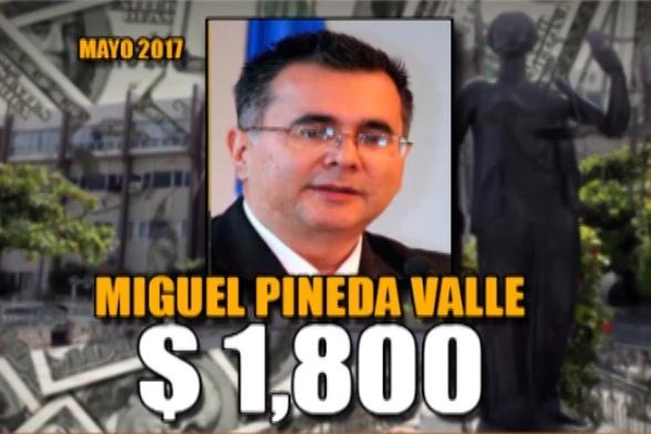 Miguel Pineda Mayo 2017