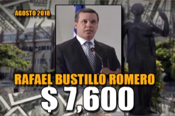 Rafael Bustillo Agosto 2018