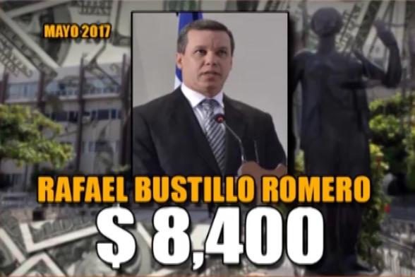 Rafael Bustillo Mayo 2017
