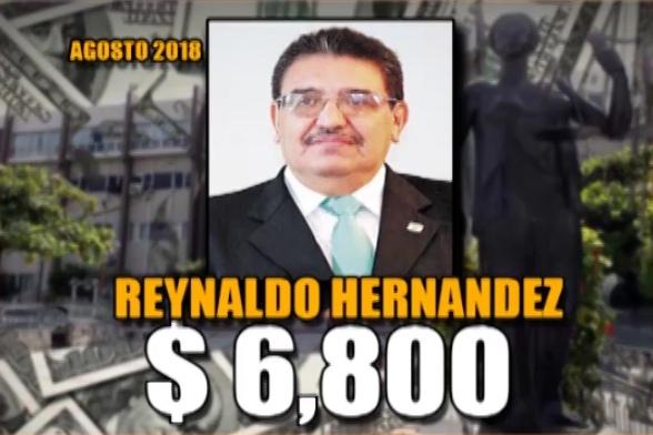 Reynaldo Hernandez Agosto 2018
