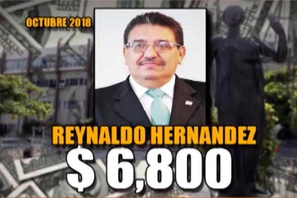 Reynaldo Hernandez Octubre 2018