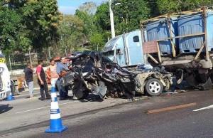 Accidentes vehiculares