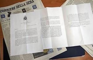 Carta papal