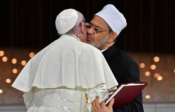 Papa e Iman