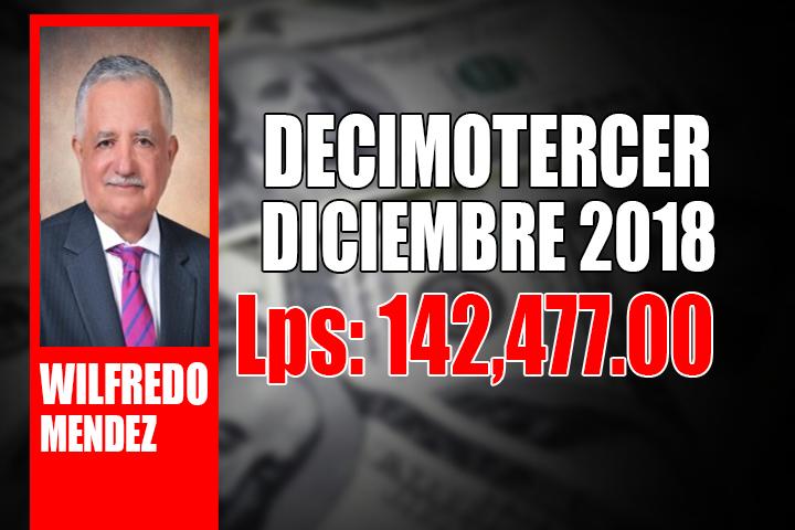 WILFREDO MENDEZ DECIMOTERCER 003