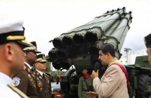 Misiles rusos en Venezuela