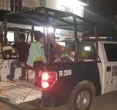 Camion Veracruz