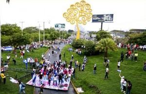 Presos Nicaragua